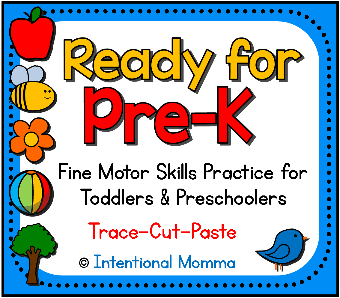 Preparing Toddlers And Preschoolers For Pre K Readiness