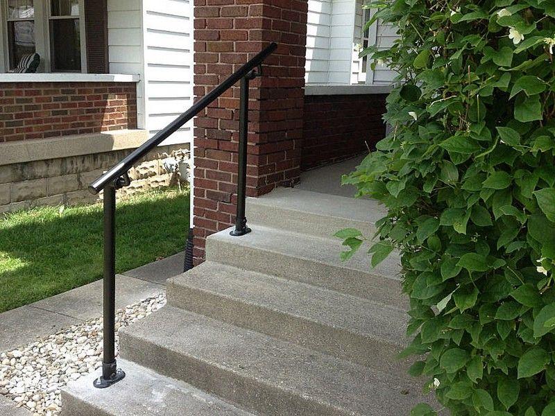 Exterior Handrail Kits