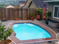 Cheap small inground pool designs for small spaces | POOL ...