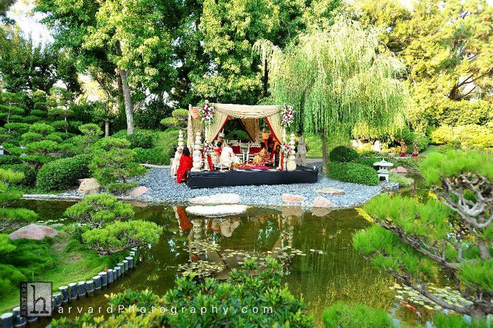 Stunning Wedding Photo Of Enchanted Garden Wedding Venue Indian