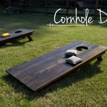 1000 Ideas Cornhole Board Decals