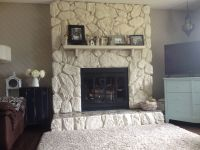 The 25+ best Painted rock fireplaces ideas on Pinterest ...