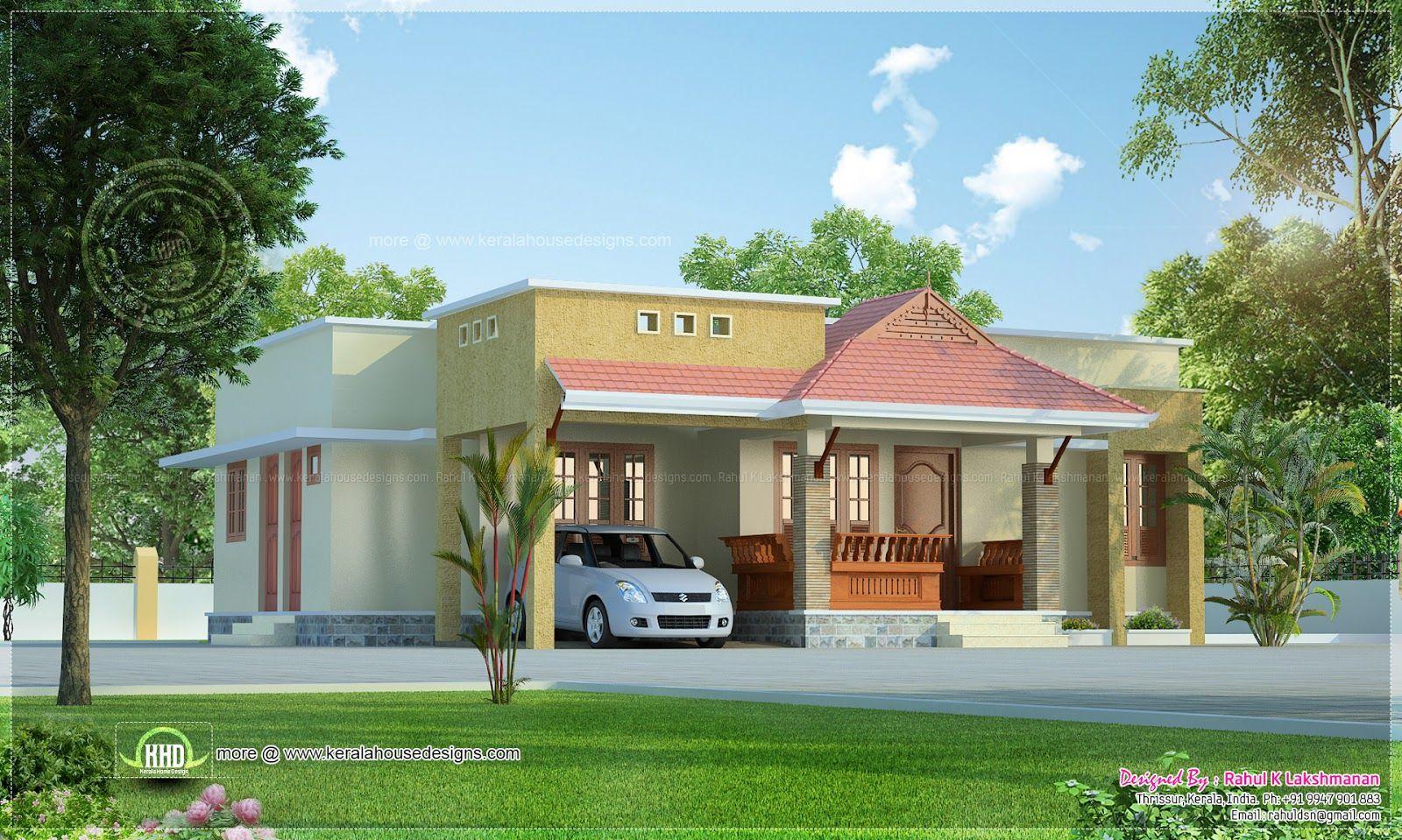 House Plans Small Homes Kerala Homeminimalis Isometric Views Small