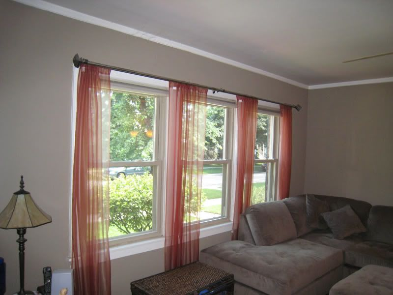 Ideas For Wide Windows Ideas For Large Windows Fabrics From