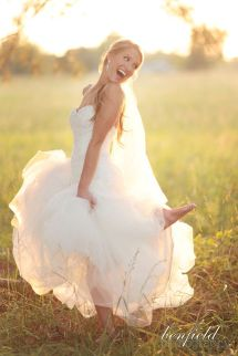 Outdoor Bridal Portrait Ideas