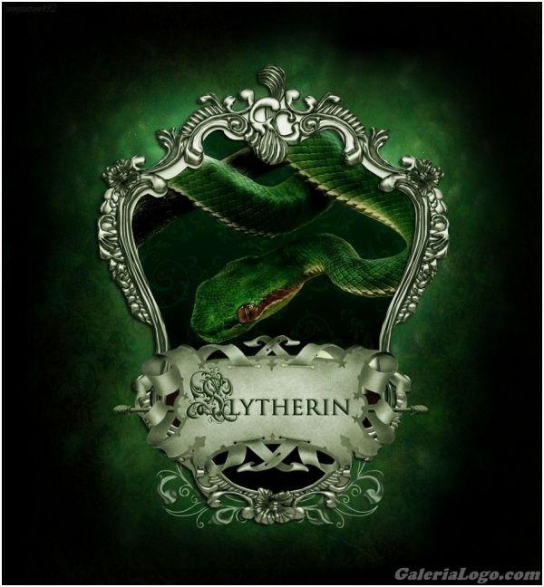 Harry Potter Slytherin Art