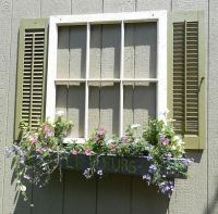 Upcycled Garden Shed Window   Guest cabin, Cabin and Window