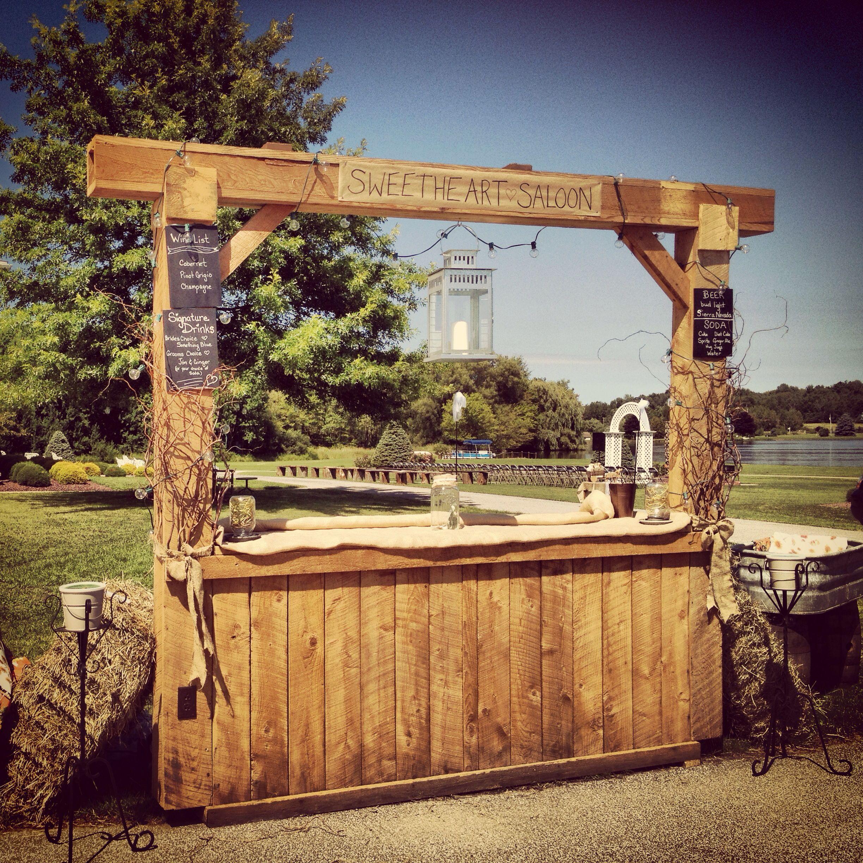 Best 25+ Rustic wedding bar ideas on Pinterest