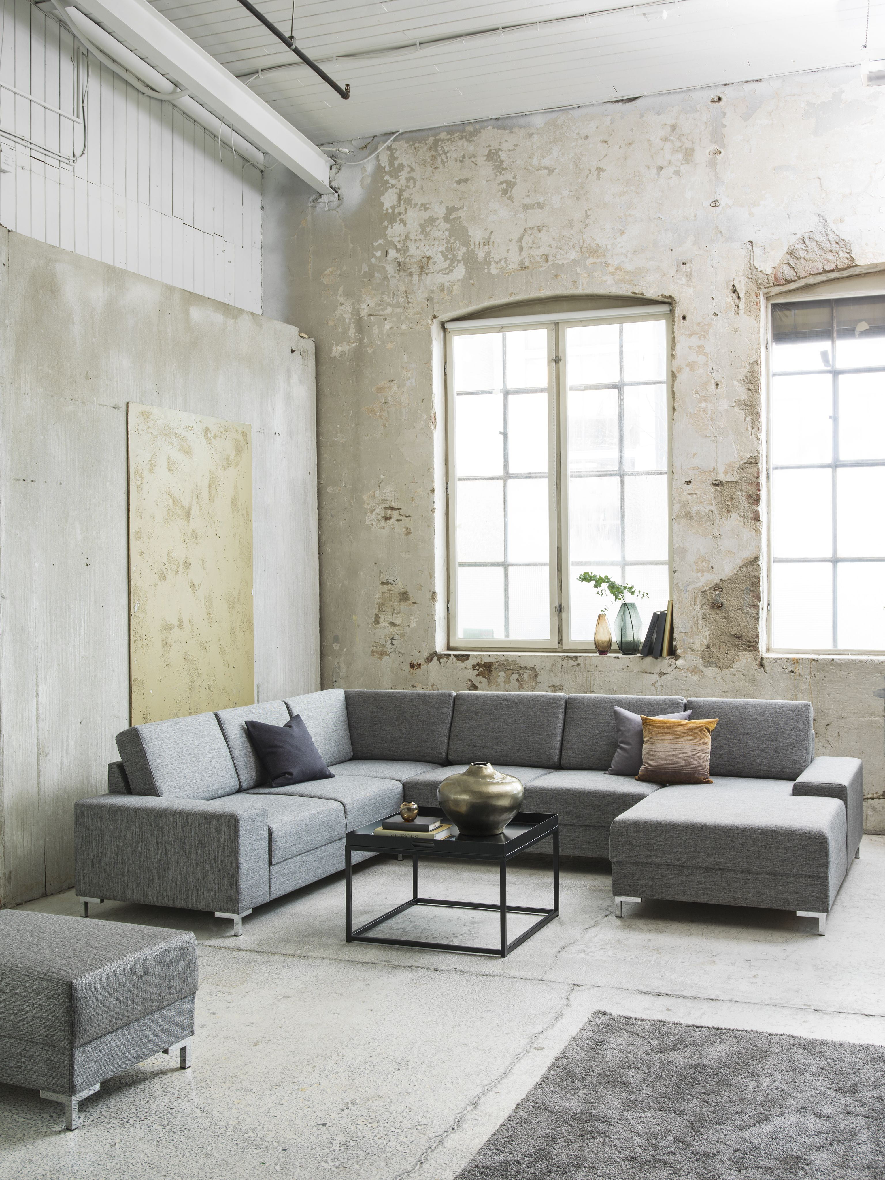 skeidar sofa dimensions in feet nora fra fagerheim lookbook stue pinterest