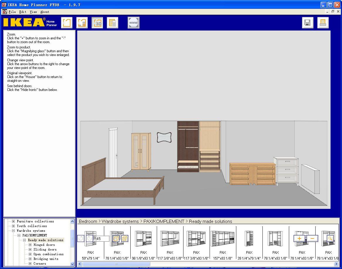 AutoDesk DragonFly — Online 3D Home Design Software Room Layout