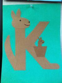 Letter K on Pinterest