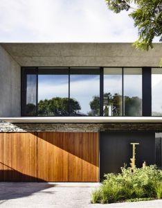 House also this north orientated home in melbourne by matt gibson architecture rh pinterest
