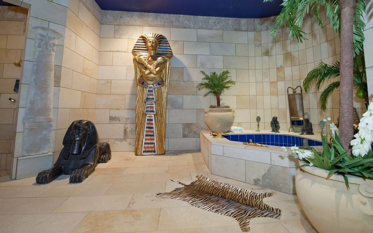 Egyptian Style Bedrooms