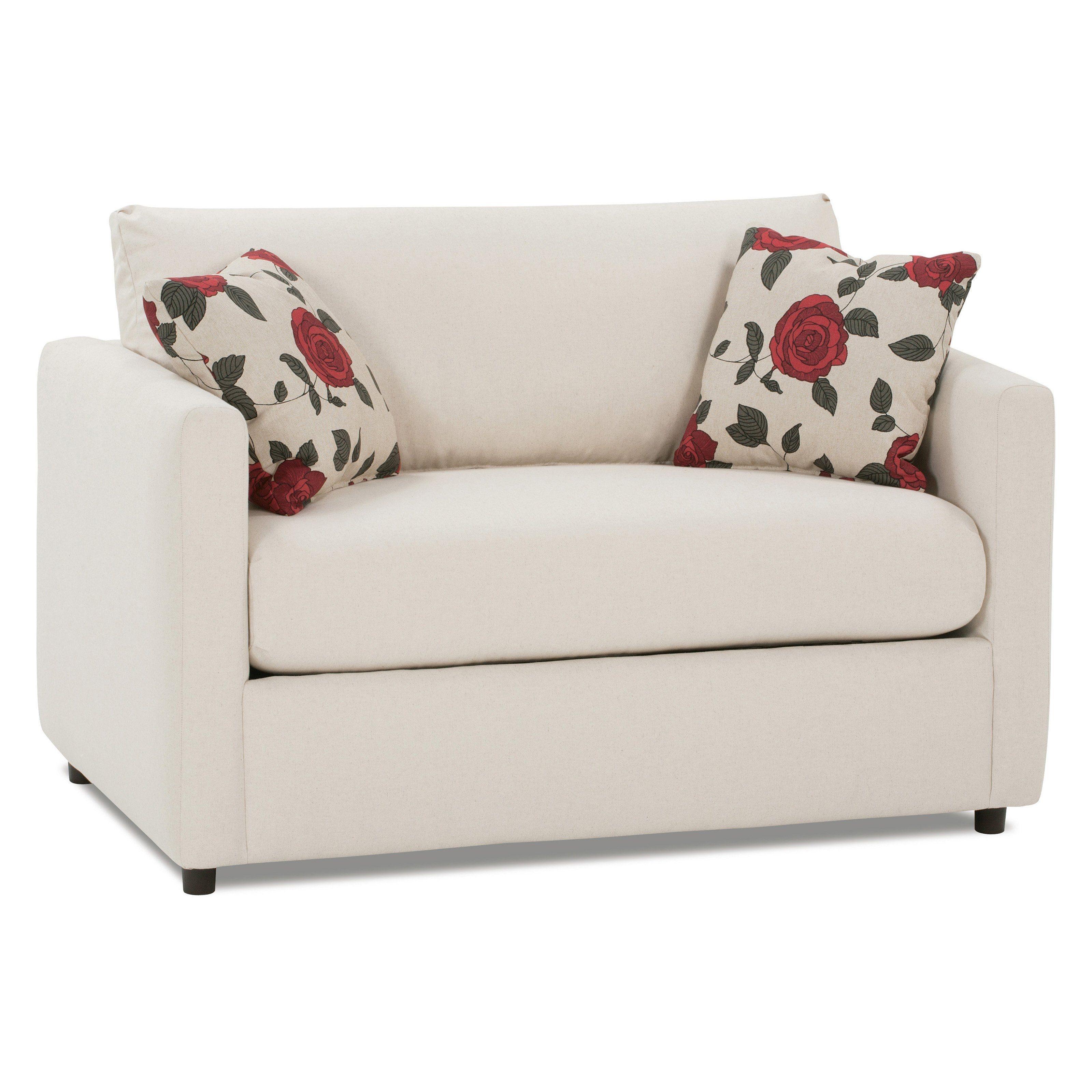 twin sleeper chair slipcover cushions indoor sofa http tmidb com pinterest