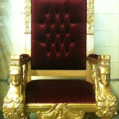 Ab Rocker Chair Chairs And Tables Xl Gold King Throne Gothic Queen All Wood Handmade Furniture | Middle Eastern Handcrafts ...