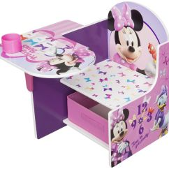 Minnie Table And Chairs White Leather Office Chair Australia Mouse Bedroom Decor Disney