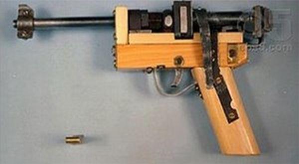 Improvised Firearm - Zip Gun | Hesur Minosari