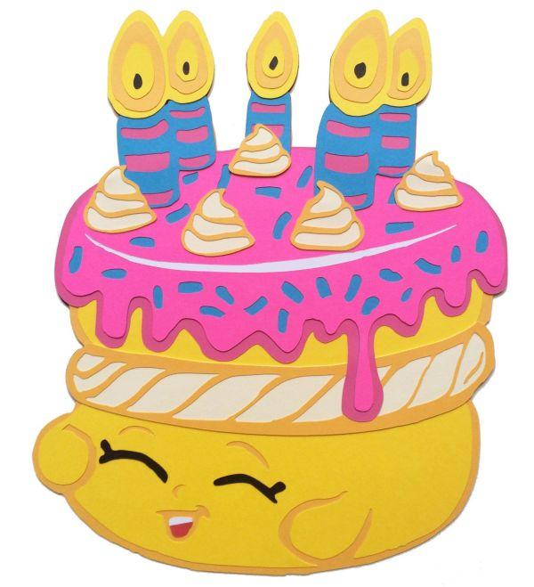 S Hopkins Birthday Clip Art