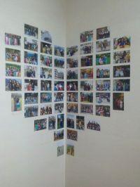 Diy Wall corners photo collage. | DIY & Crafts that I love ...
