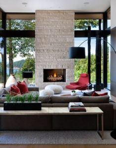 Burkehill residence is  contemporary home designed by craig chevalier in collaboration with raven inside interior design and located west vancouver also living room ideas pictures remodel decor rh pinterest