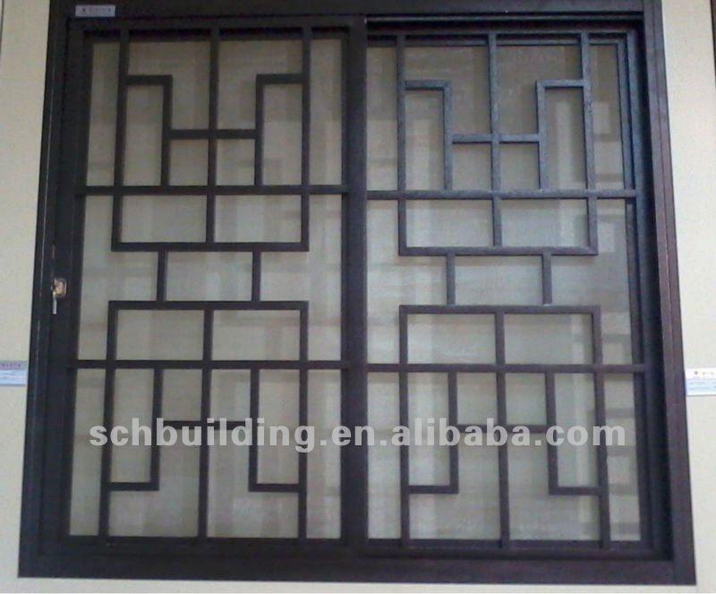 Window Grills Design, Interior Window Grills