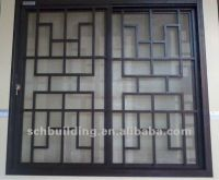 Window Grills Design, Interior Window Grills