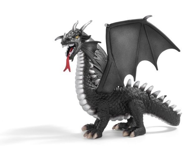 Schleich Black Dragon Figure Toys & Games