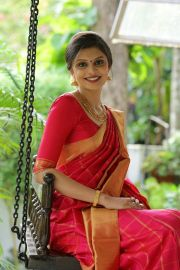 simple kerala beauty pinteres