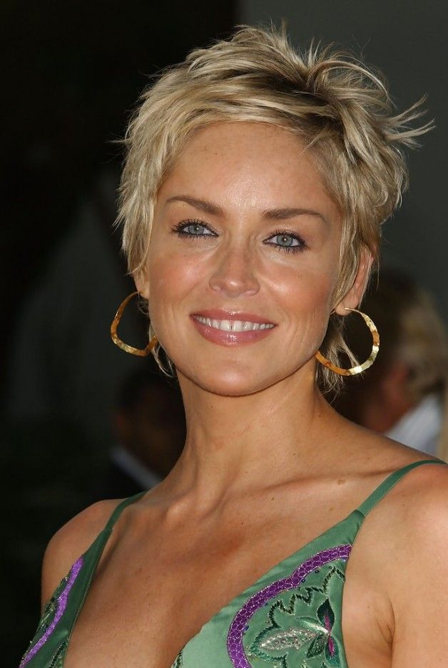 55 And Older Hair Styles Short Hairstyles For 45 Year Old Woman