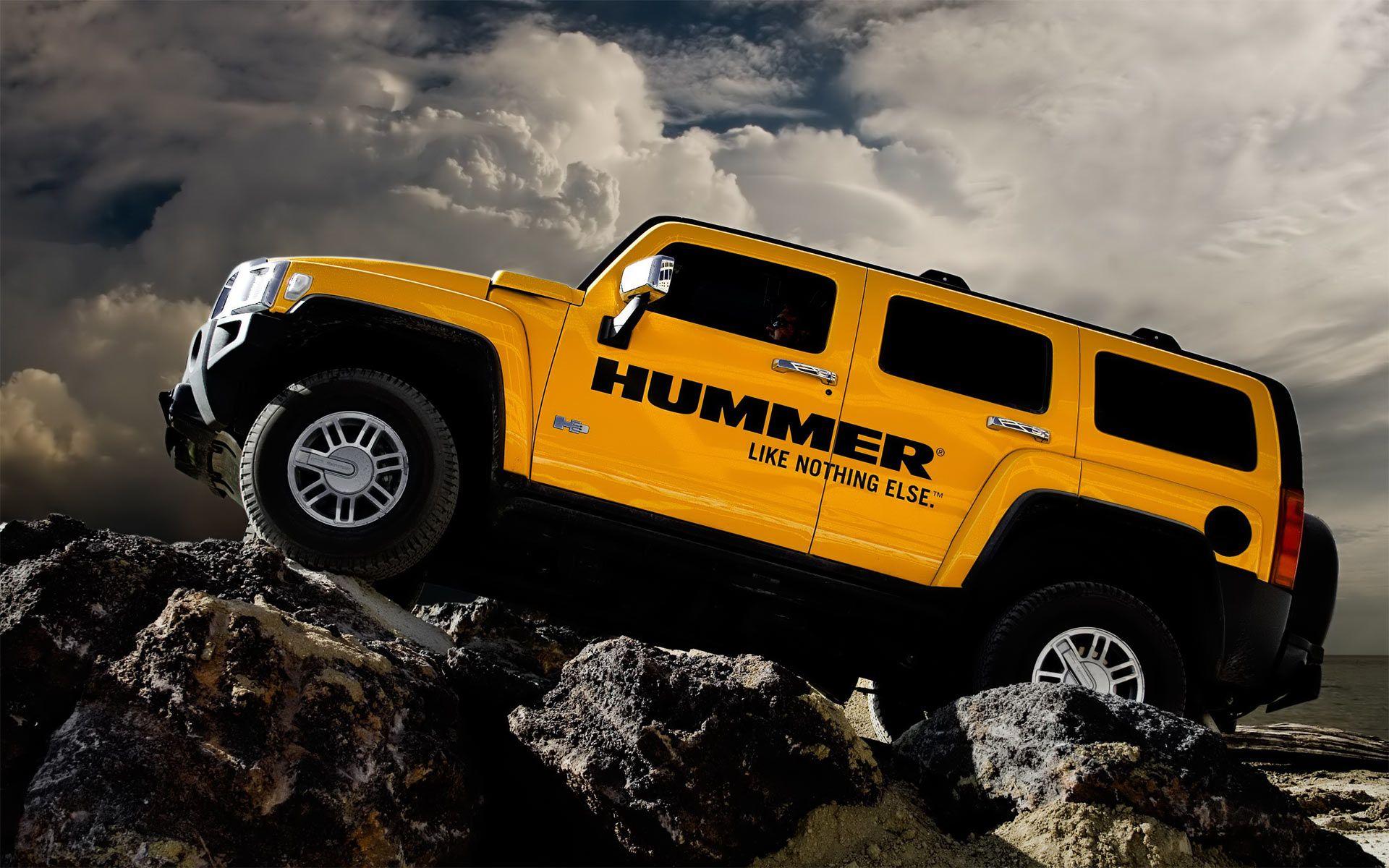 Beautiful Hummer H2 by West Coast Custom