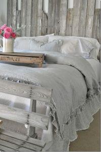 Bedroom inspiration, farmhouse bedroom, DIY headboard ...