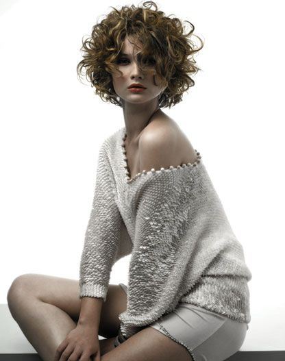 Curly Shag Haircuts Cutting Your Curly Hair Short Is A Sure Way
