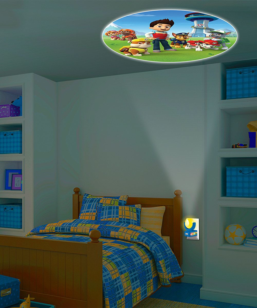 Paw Patrol SixImage Projectables LED NightLight  For
