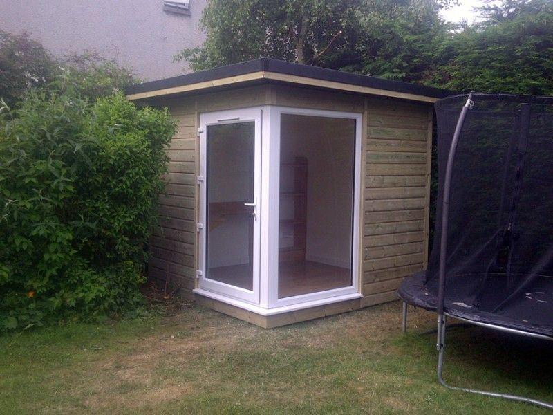 Solo Garden Room By Futurerooms Co Uk Small Garden