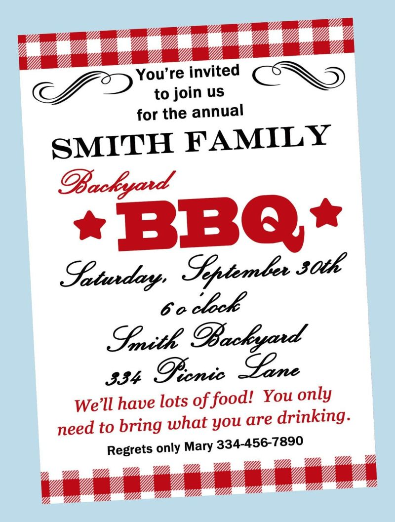 Summer Party Invitation Wording Samples | Invitationsjdi.org
