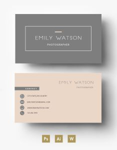 Cards also modern two colour template creative card designs and cv rh pinterest