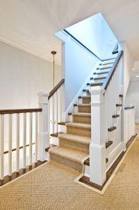 carpet runner ideas home decorating ideas beige stair ...