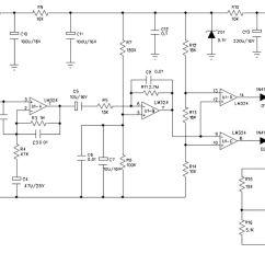 Pir Sensor Wiring Diagram How To Tie A Example Ciruit Using D203s Sensors