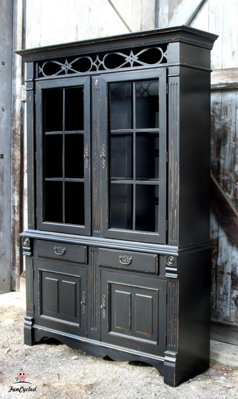 Black China Cabinets on Pinterest