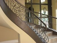 Metal Staircase Spindles | Classy Stair Balusters For ...