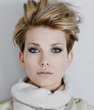 Kreative Frisuren Frauen Kurz 2015 Make Up Pinterest