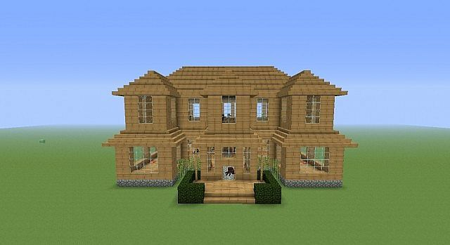 This Is The House Ideas Minecraft PE And FREE This App Comes With