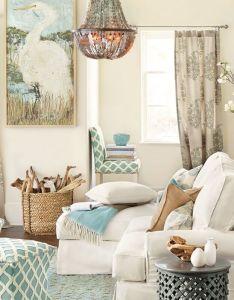 Coastal wicker baskets decorative storage ideas for  beach house also rh pinterest