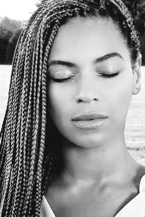 Beyonce With Box Braids Looking So Beautiful Beyonce
