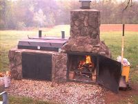 I think I have to build this smoker for my backyard! | For ...