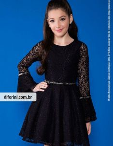488290a0b Teen also vestido infantil diforini moda infanto juvenil kids outfits rh  pinterest