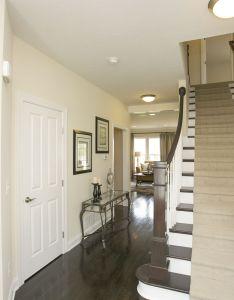 pillar homes parade home georgian style has  stunning custom built stairwell also rh pinterest