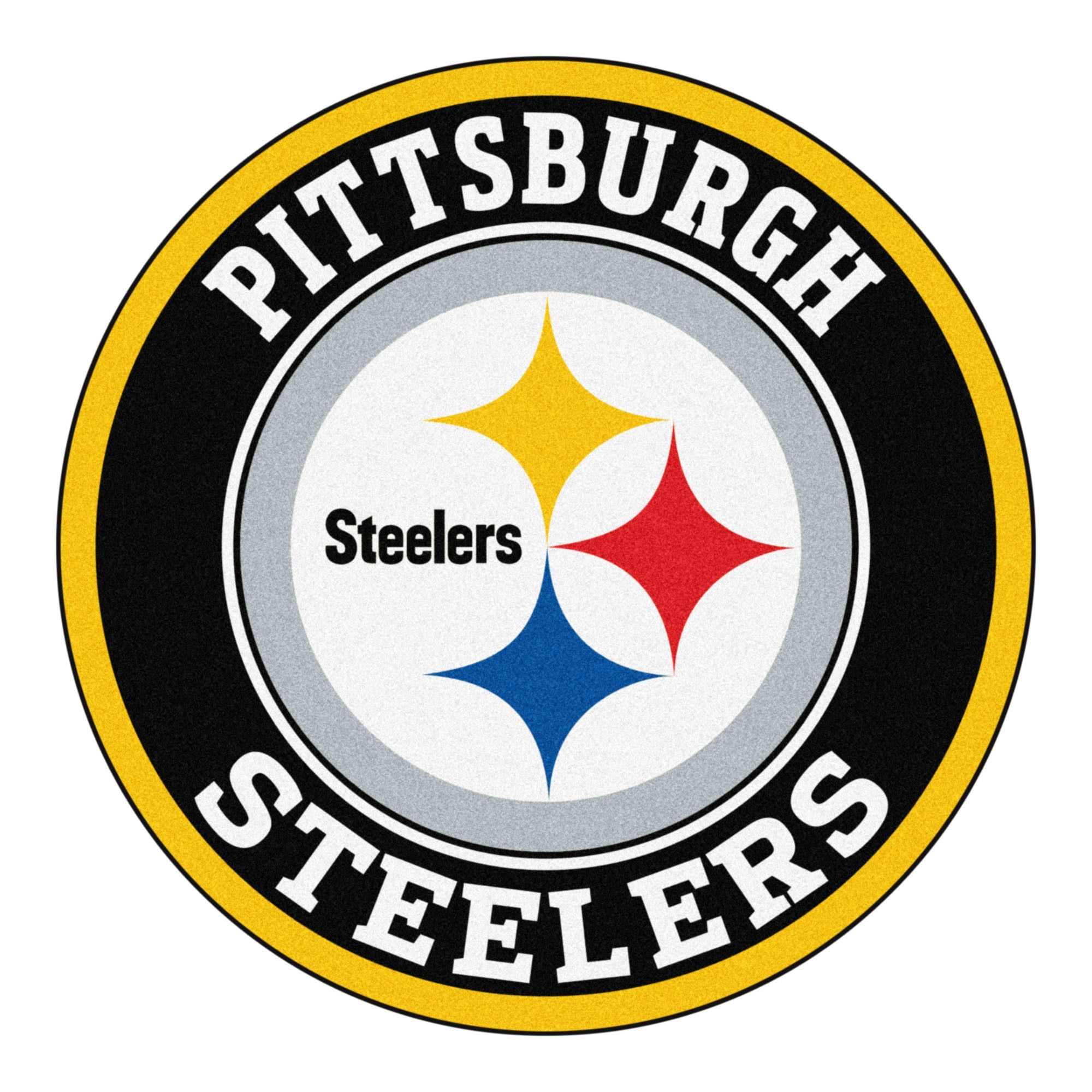 Pittsburgh Steelers Chair Features 100 Nylon Carpet Non Skid Recycled Vinyl