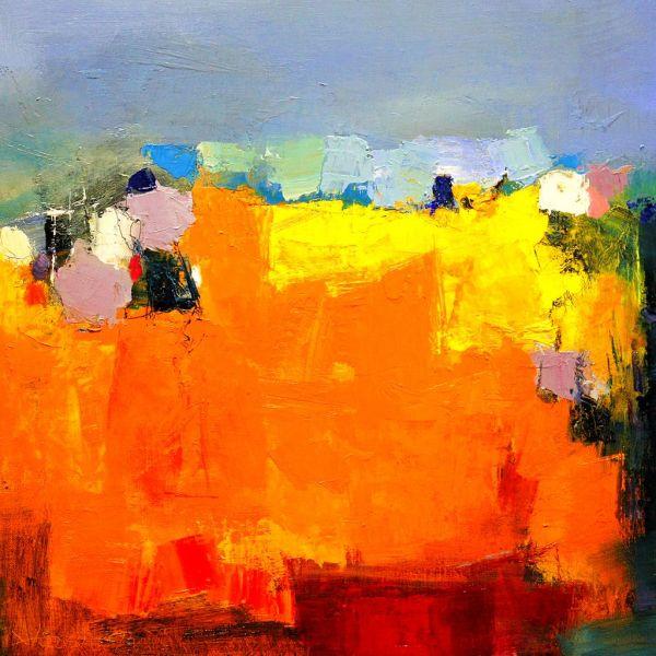 Hiroshi Matsumoto Paintings - Google Abstract Art
