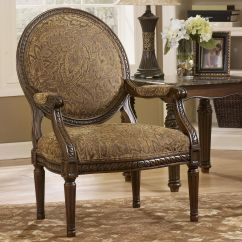 Traditional Occasional Chairs Pottery Barn Chair And A Half Cambridge Amber Exposed Wood Accent By